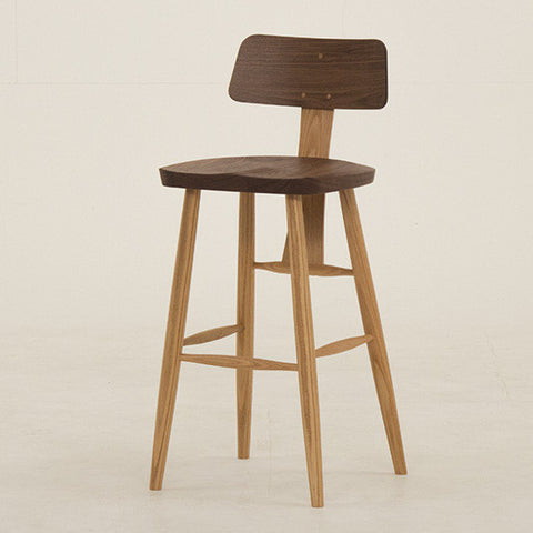 MUSHROOM counter chair DC347-CN67 - Dining Chair - Nagano Interior
