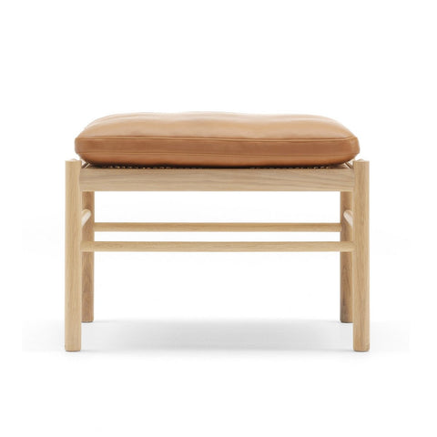 Carl Hansen & Son - OW149F Colonial Footstool - Stool