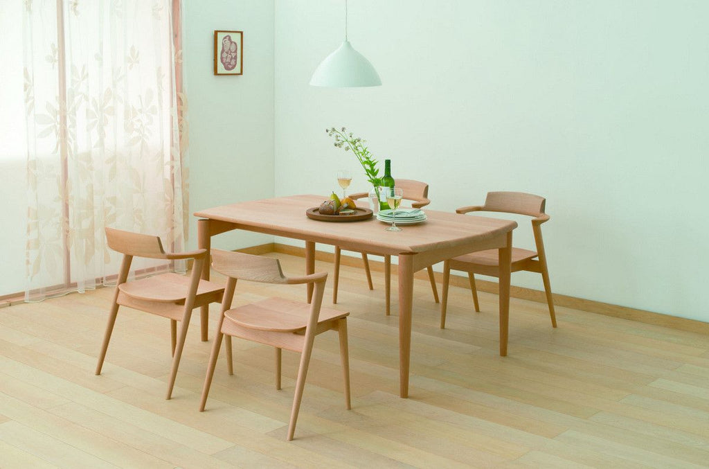 SEOTO Table Beech - Dining Table - HIDA