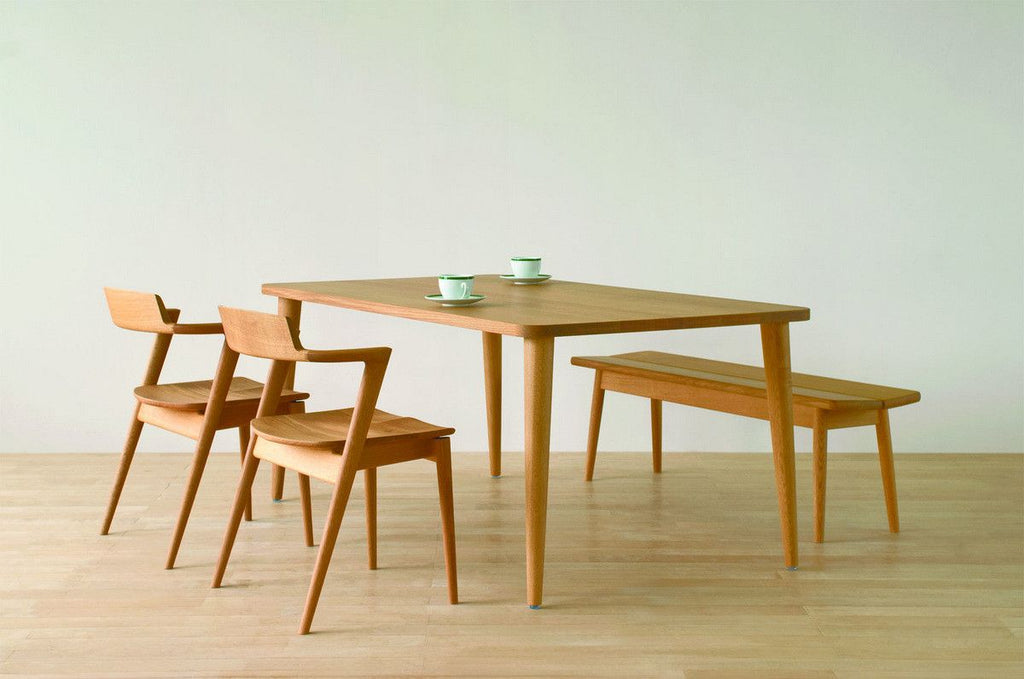 HIDA - SEOTO Table Oak - Dining Table