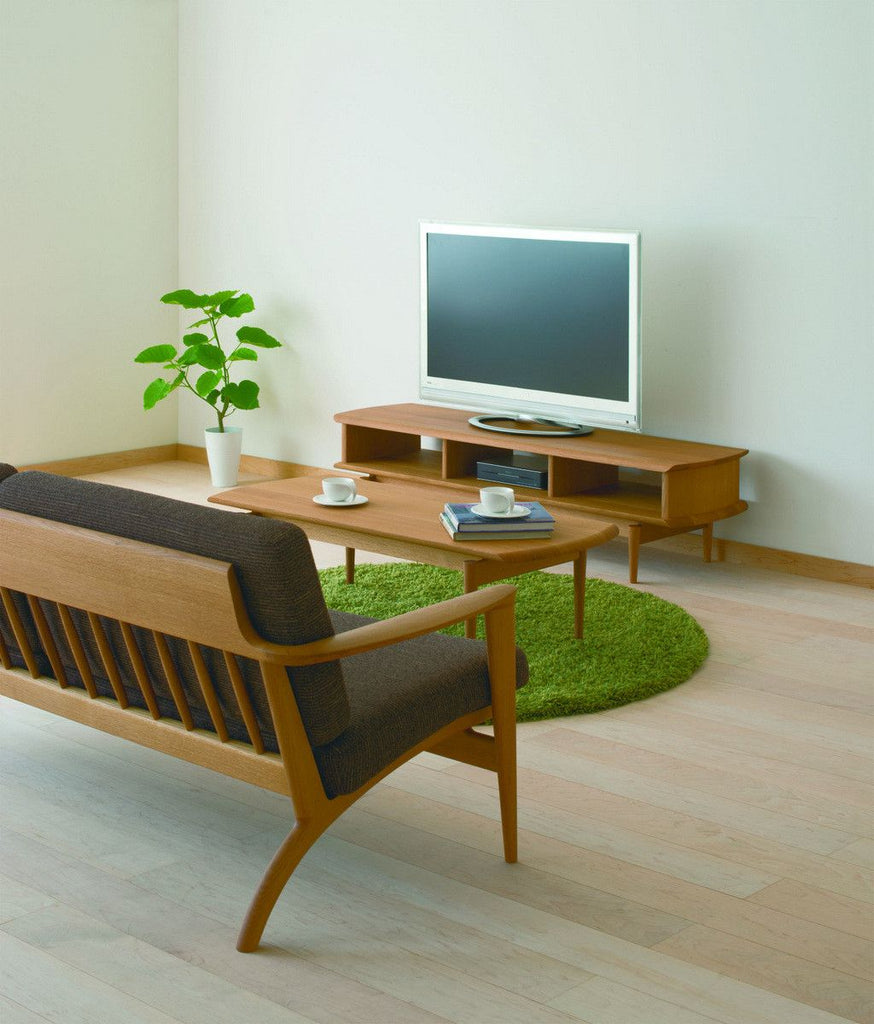 SEOTO Living Table Oak - Coffee Table - HIDA