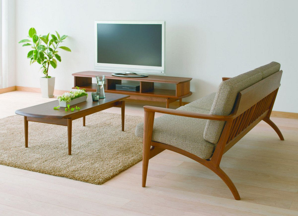 HIDA - SEOTO Living Table Walnut - Coffee Table