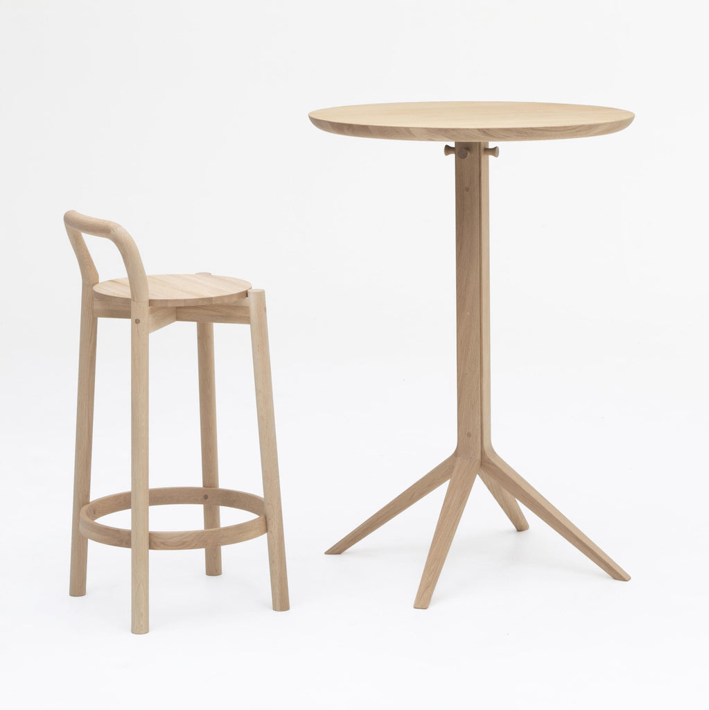 Karimoku New Standard - SCOUT BISTRO BAR TABLE - Dining Table
