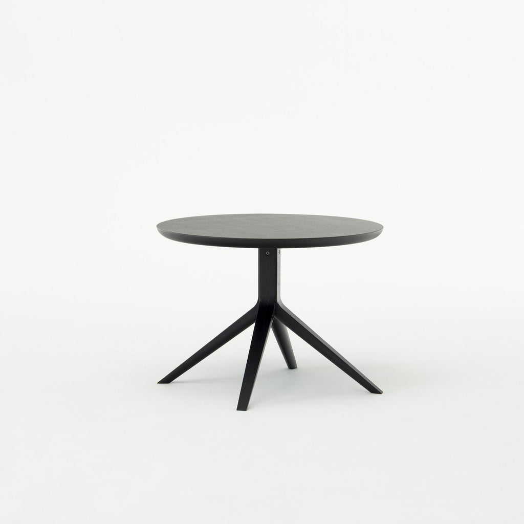 SCOUT BISTRO LOW TABLE BLACK - Coffee Table - Karimoku New Standard