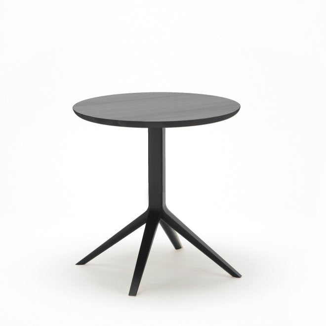 Karimoku New Standard - SCOUT BISTRO TABLE BLACK - Dining Table