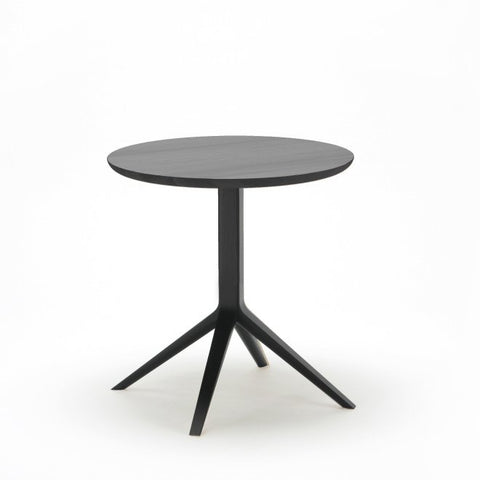 SCOUT BISTRO TABLE BLACK - Dining Table - Karimoku New Standard