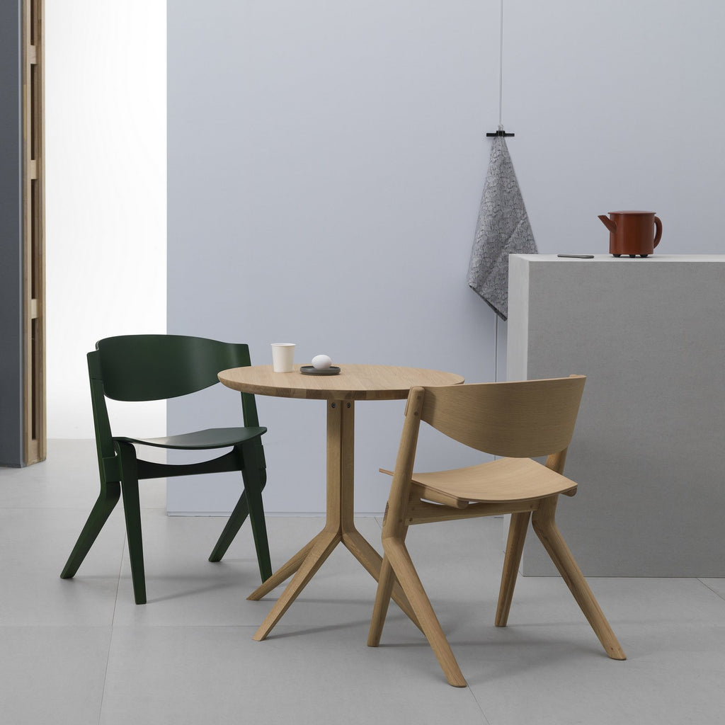 SCOUT BISTRO TABLE PURE OAK - Dining Table - Karimoku New Standard