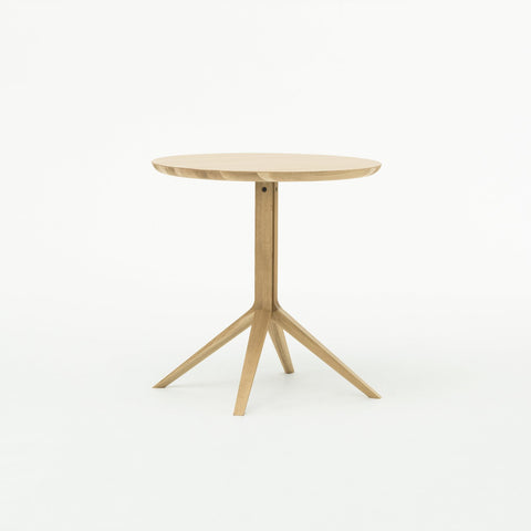 Karimoku New Standard - SCOUT BISTRO TABLE PURE OAK - Dining Table