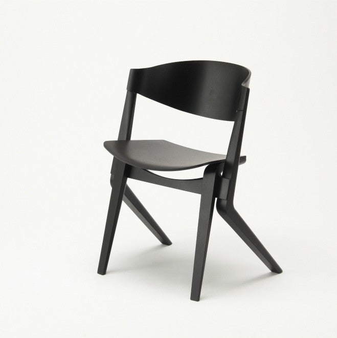 Karimoku New Standard - SCOUT CHAIR black - Dining Chair