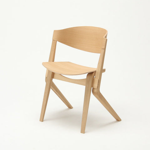 SCOUT CHAIR oak - Dining Chair - Karimoku New Standard