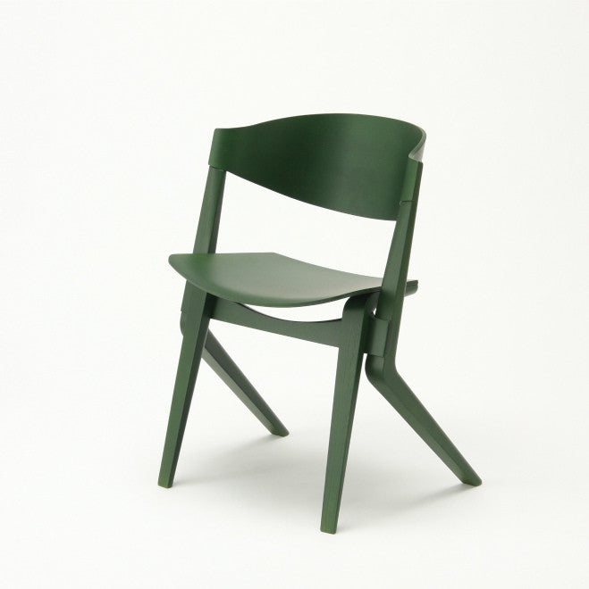 SCOUT CHAIR green - Dining Chair - Karimoku New Standard
