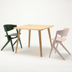 SCOUT CHAIR pink white - Dining Chair - Karimoku New Standard