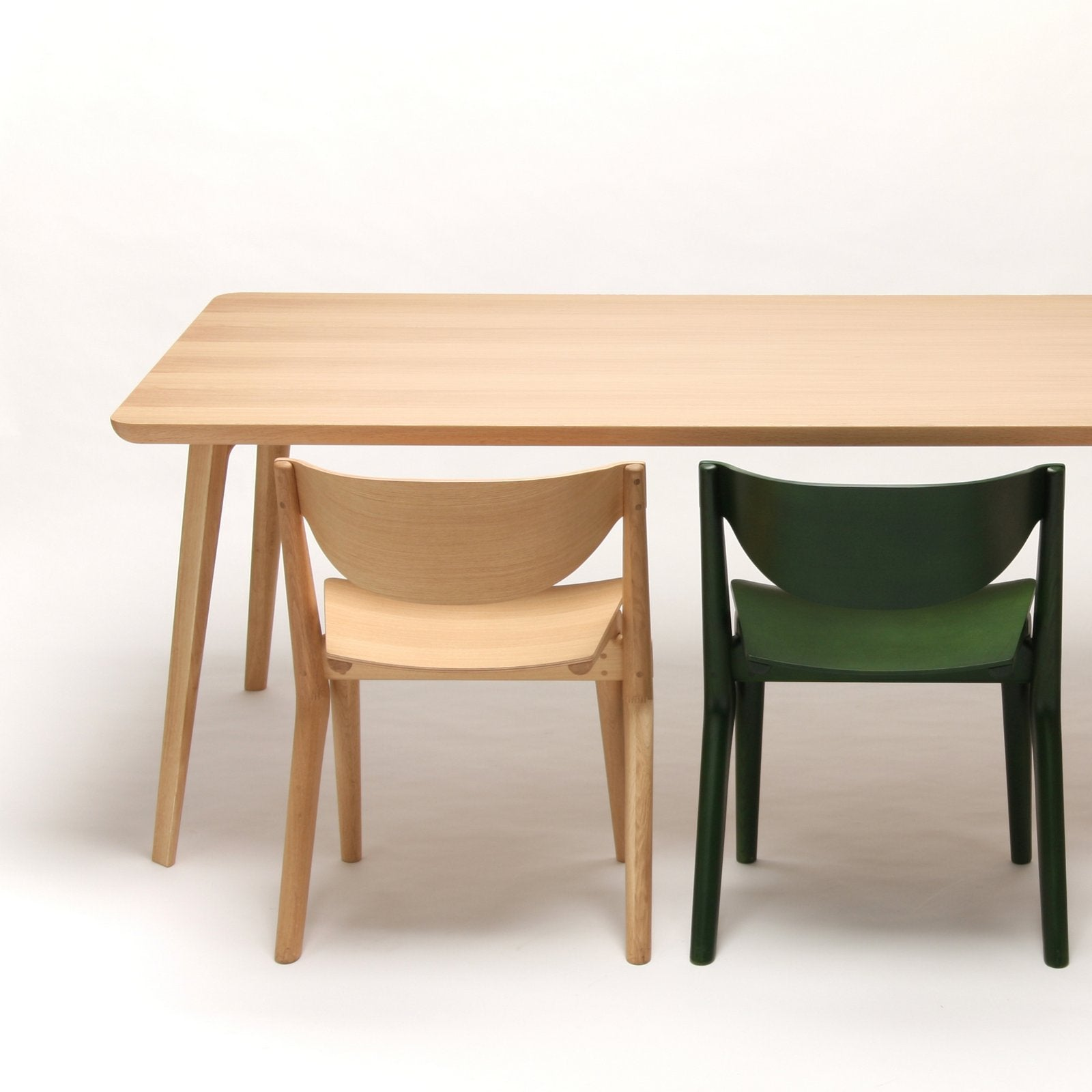 Karimoku New Standard - SCOUT TABLE 240 - Dining Table