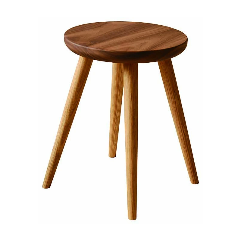 HIDA - CRESCENT Stool Two Tone - Stool