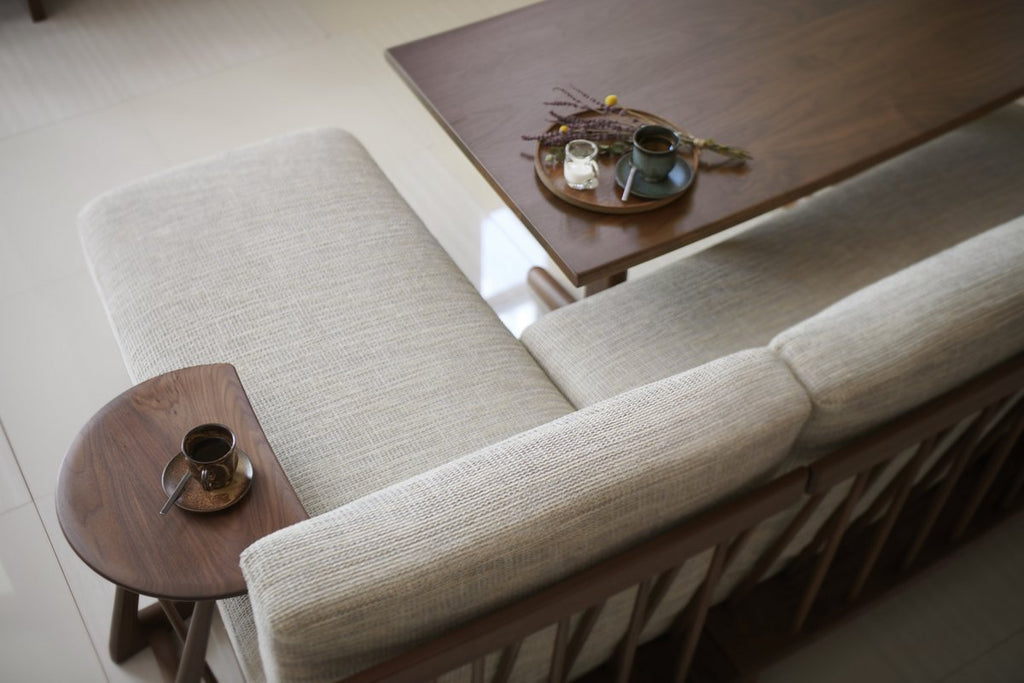 Kashiwa - SENSU Armrest Table - Coffee Table