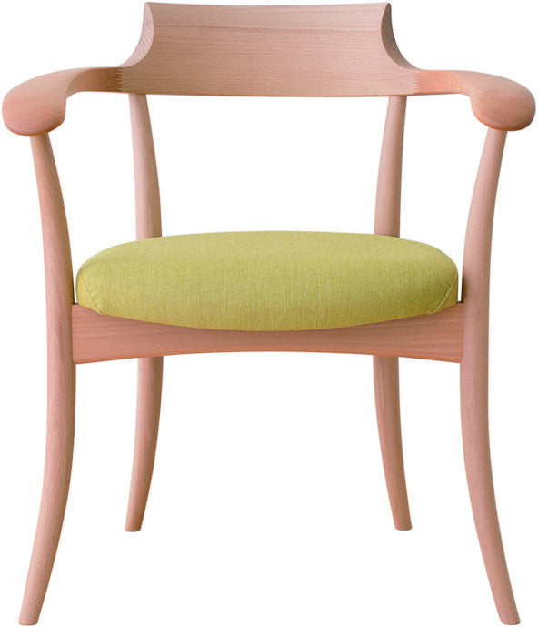 CRESCENT Arm Chair Beech
