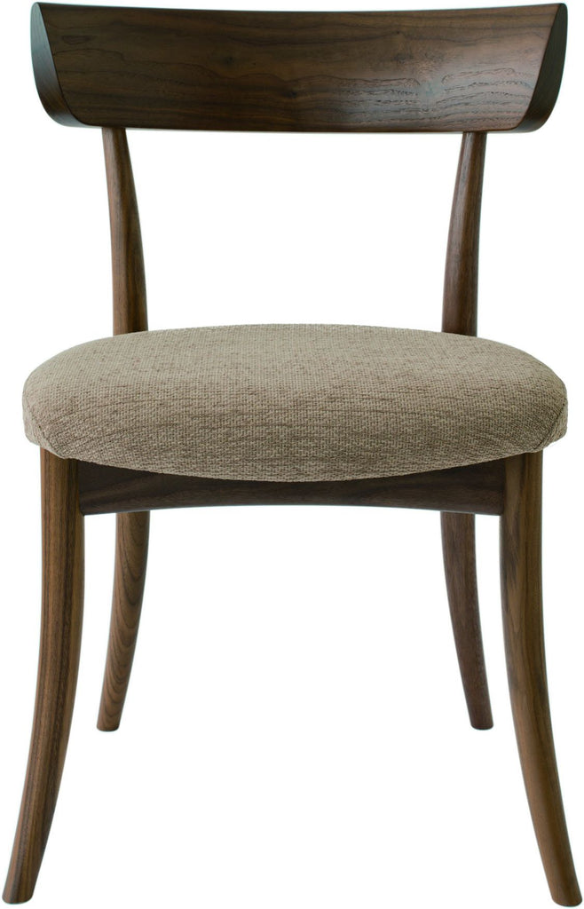 HIDA - CRESCENT Chair Walnut - Dining Chair