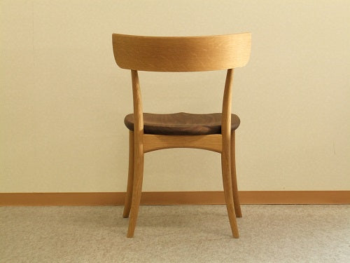 HIDA - CRESCENT Chair SG262 Two Tone - Dining Chair