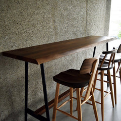 SOLID counter table DT049 - Dining Table - Nagano Interior