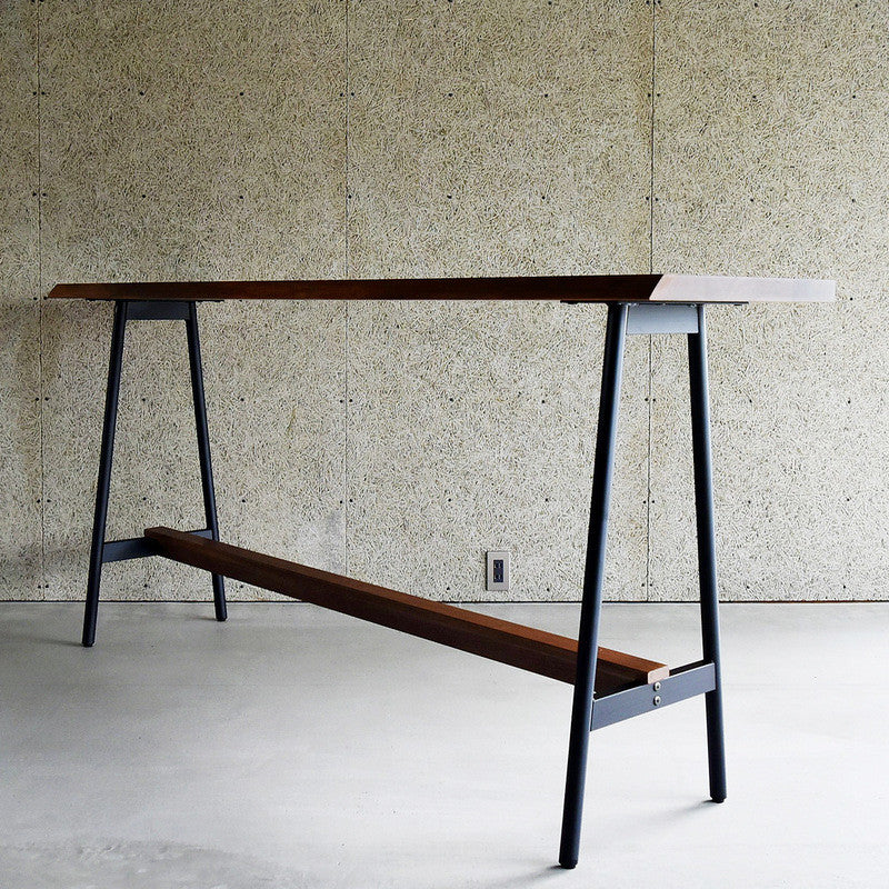 Nagano Interior - SOLID counter table DT049 - Dining Table