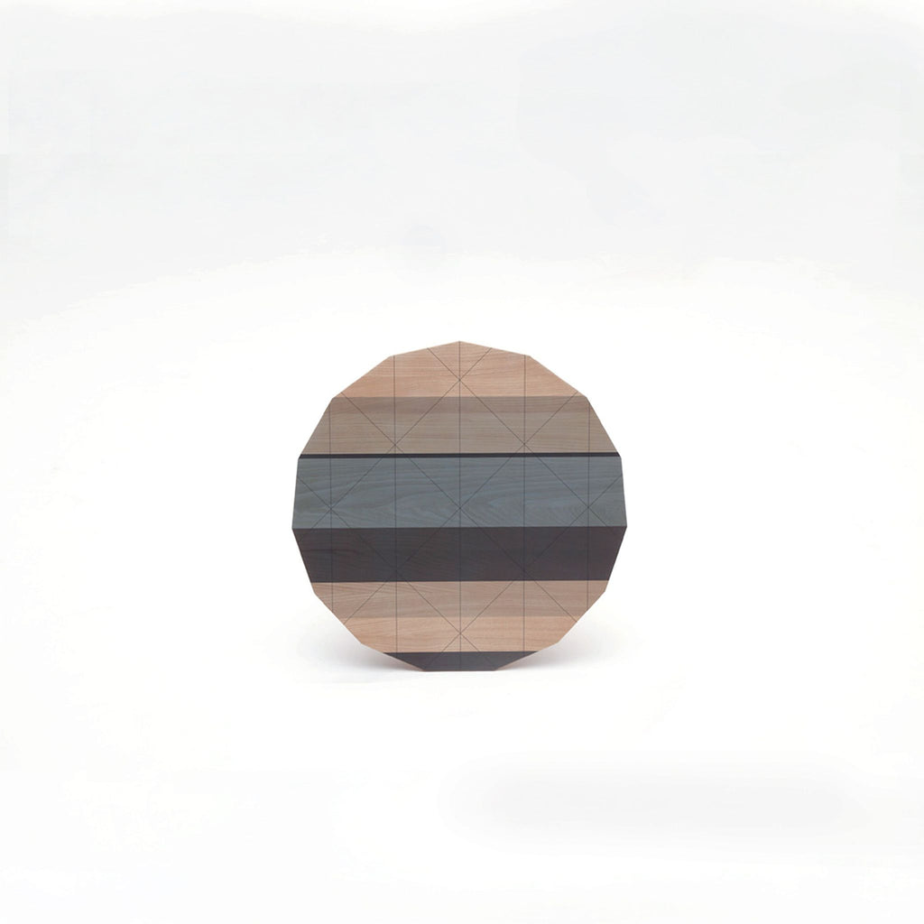 COLOUR WOOD COLOR GRID d500 - Coffee Table - Karimoku New Standard