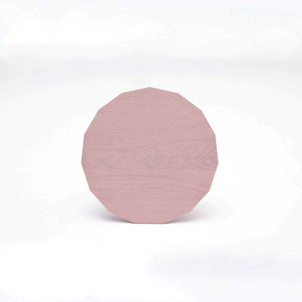 COLOUR WOOD PINK d600