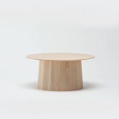 COLOUR WOOD PLAIN d700 - Coffee Table - Karimoku New Standard