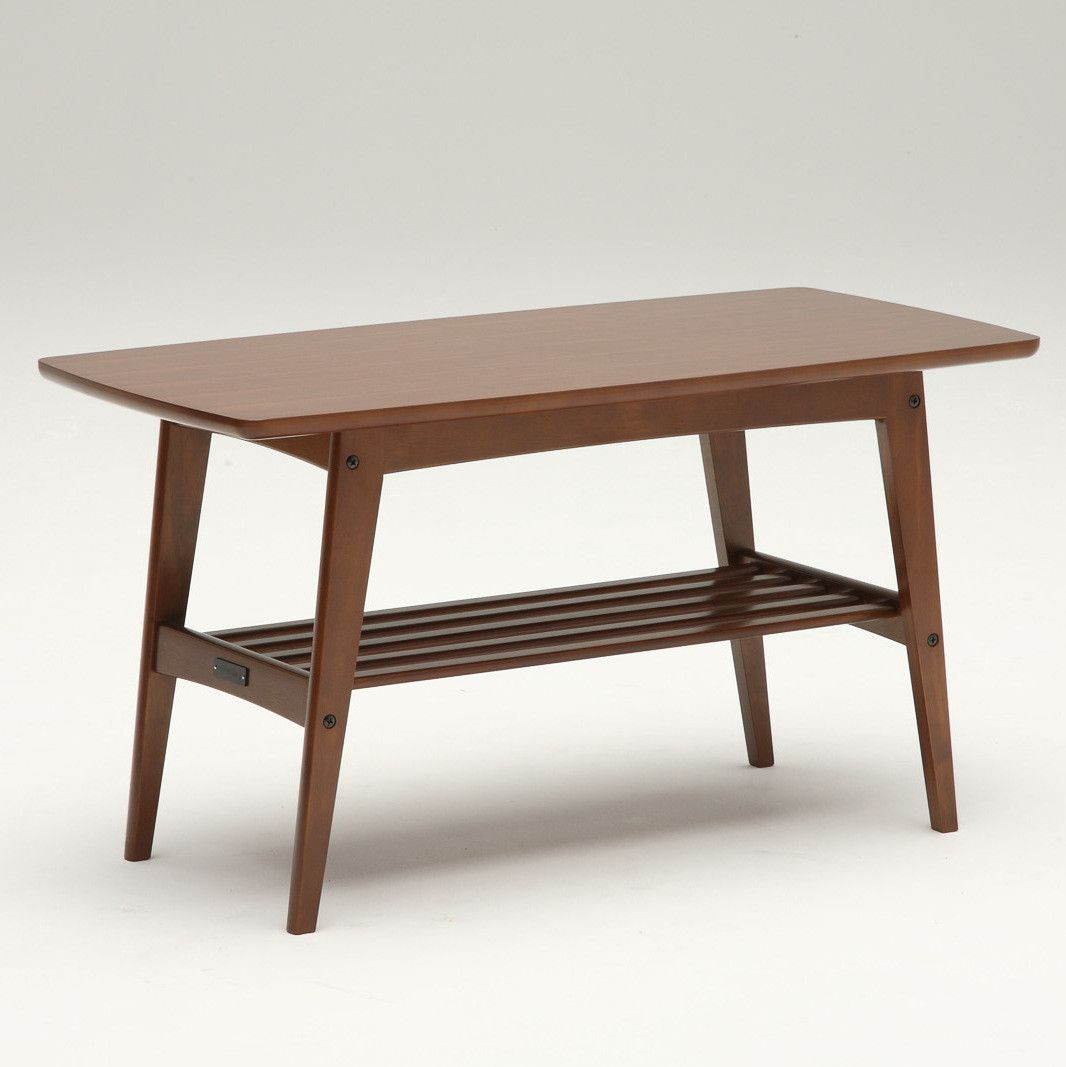 Karimoku60 - living table small walnut lux - Coffee Table