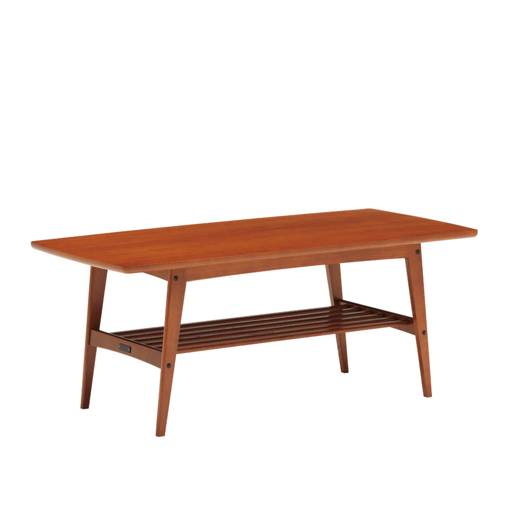 Karimoku60 - living table large vintage teak - Coffee Table