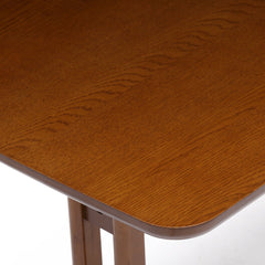Karimoku60 - cafe table L walnut - Dining Table