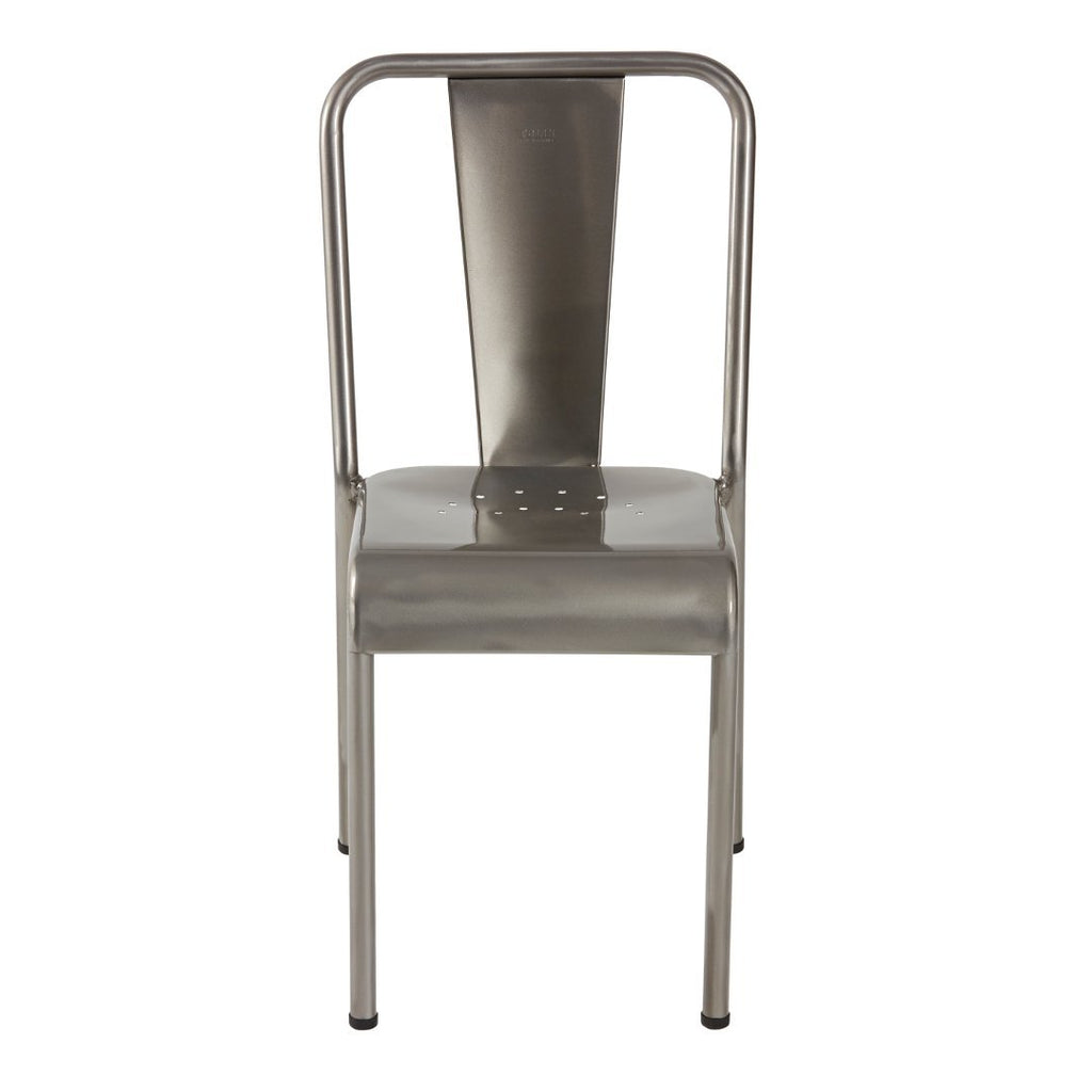 T37 Chair stainless steel - Dining-Chair - TOLIX