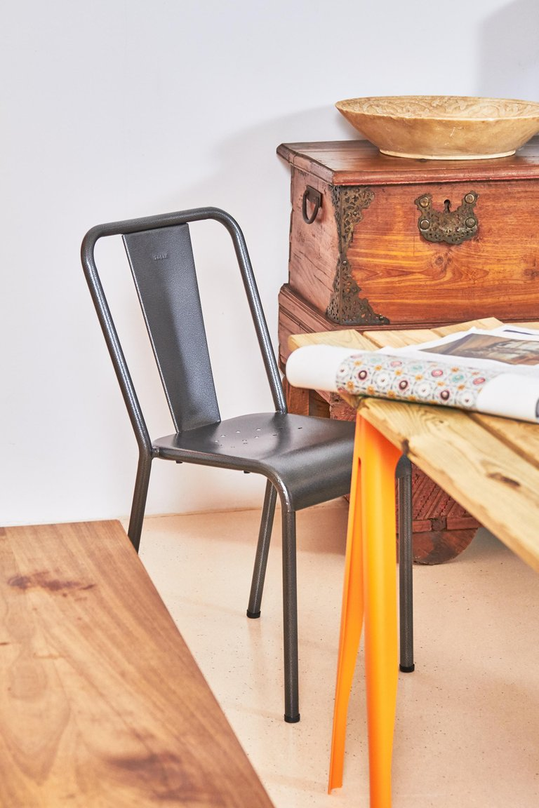 T37 Chair - Dining-Chair - TOLIX