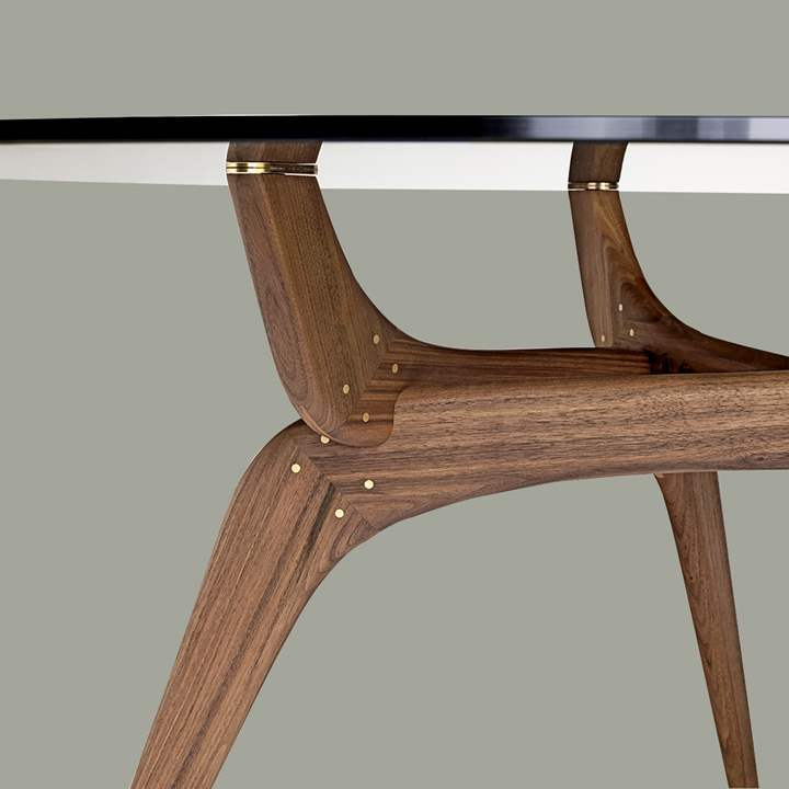 BRDR KRUGER - TRIIIO Dining Table - Dining Table