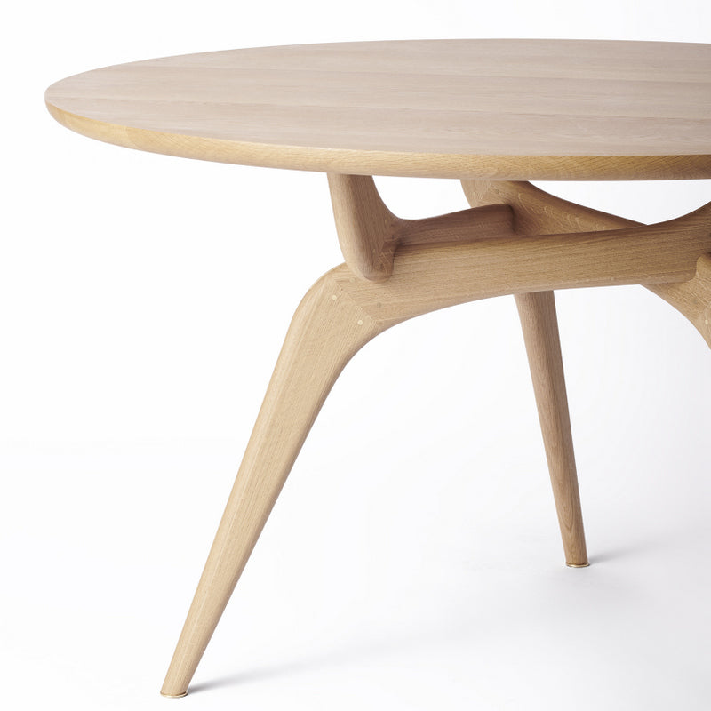 BRDR KRUGER - TRIIIO Dining Table Wooden Top - Dining Table