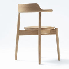 HIDA - TSUBURA Chair Wooden Seat - Dining Chair