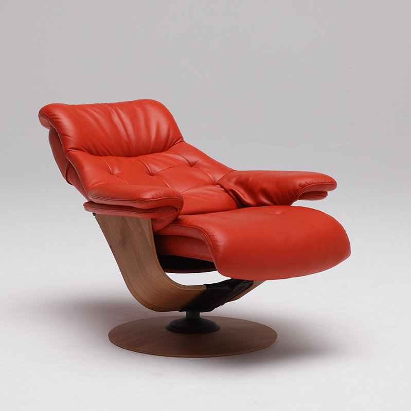 The First RU72 L - Armchair - Karimoku