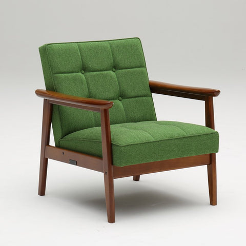 k chair one seater tarp green - Armchair - Karimoku60