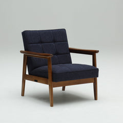k chair one seater tarp blue - Armchair - Karimoku60