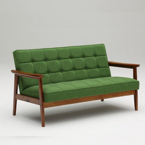 k chair two seater tarp green - Sofa - Karimoku60