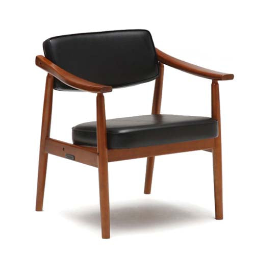 Karimoku60 - d chair standard black - Dining Chair