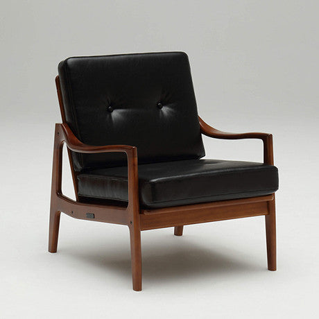 frame chair one seater standard black