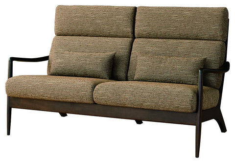 HIDA - VIOLA sofa 2P Walnut - Sofa