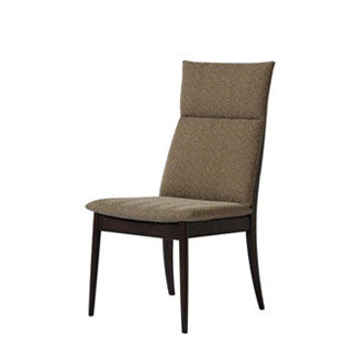 HIDA - VIOLA chair high Walnut - Dining Chair