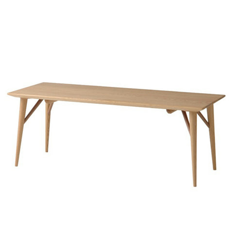 Nissin - White Wood Coffee Table - Coffee Table