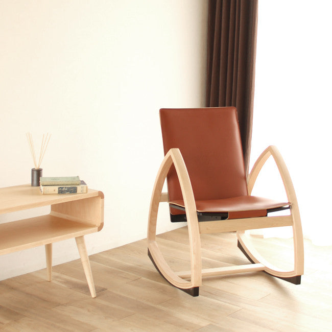 Takumi Kohgei - Woodpecker Rocking Chair - Rocking Chair