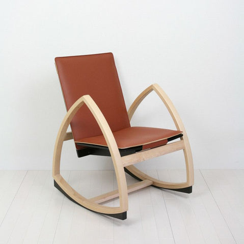 Woodpecker Rocking Chair