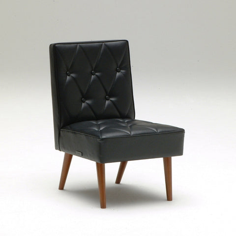 Karimoku60 - cafe chair standard black