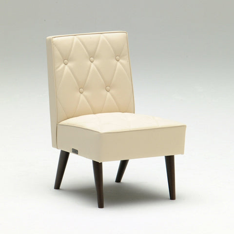 Karimoku60 - cafe chair standerd ivory - Dining Chair