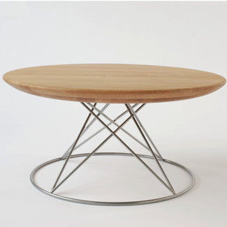 HIDA - YANAGI tea table - Coffee Table