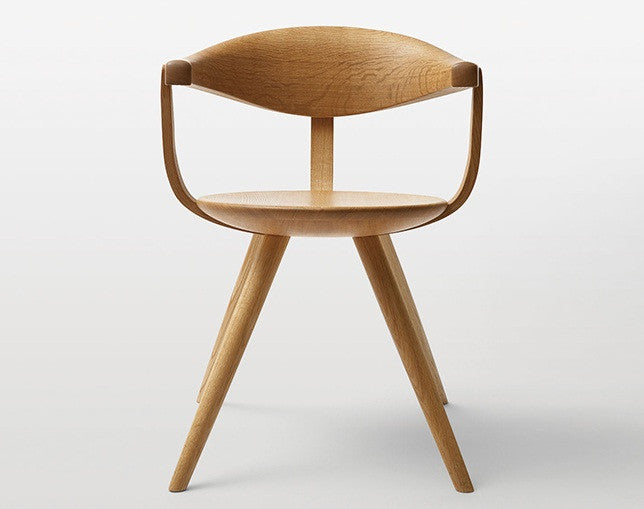 HIDA - YANAGI arm chair - Dining Chair